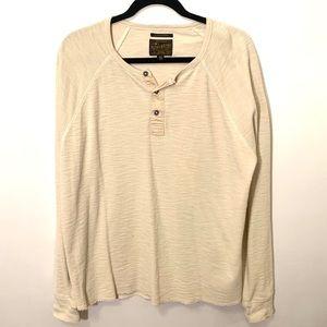 Lucky brand shirt men's size XXL